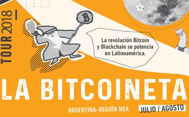 Carla informativa - Bitcoin