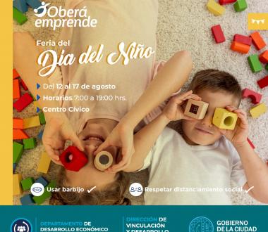 "Feria ""Dia del Niño"""