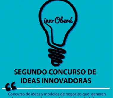 Concurso de Ideas Innovadoras Inn-Oberá