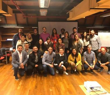 Encuentro de Referentes del Programa Red de Mentores