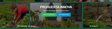 ProHuerta Innova