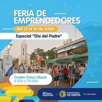 """Feria Especial """"San Antonio"""" y """"Día del Padre"""""""