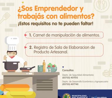 Emprendedores de Alimentos