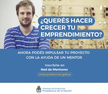 Charla: Sumá la experiencia de un mentor a tu emprendimiento