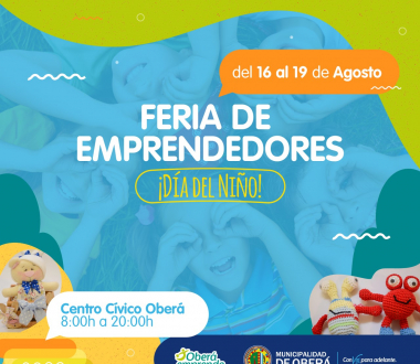 Feria Dia del Niño