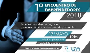 1° Encuentro de Emprendedores