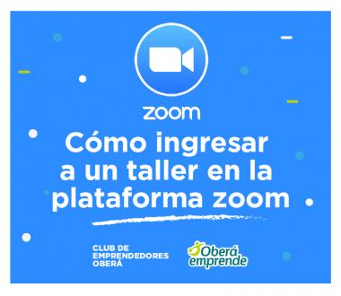 Cómo ingresar a una reunión/taller en una Plataforma Zoom 💻📱