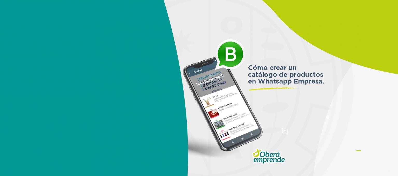 Visibiliza tu emprendimiento con Whatsapp Bussiness